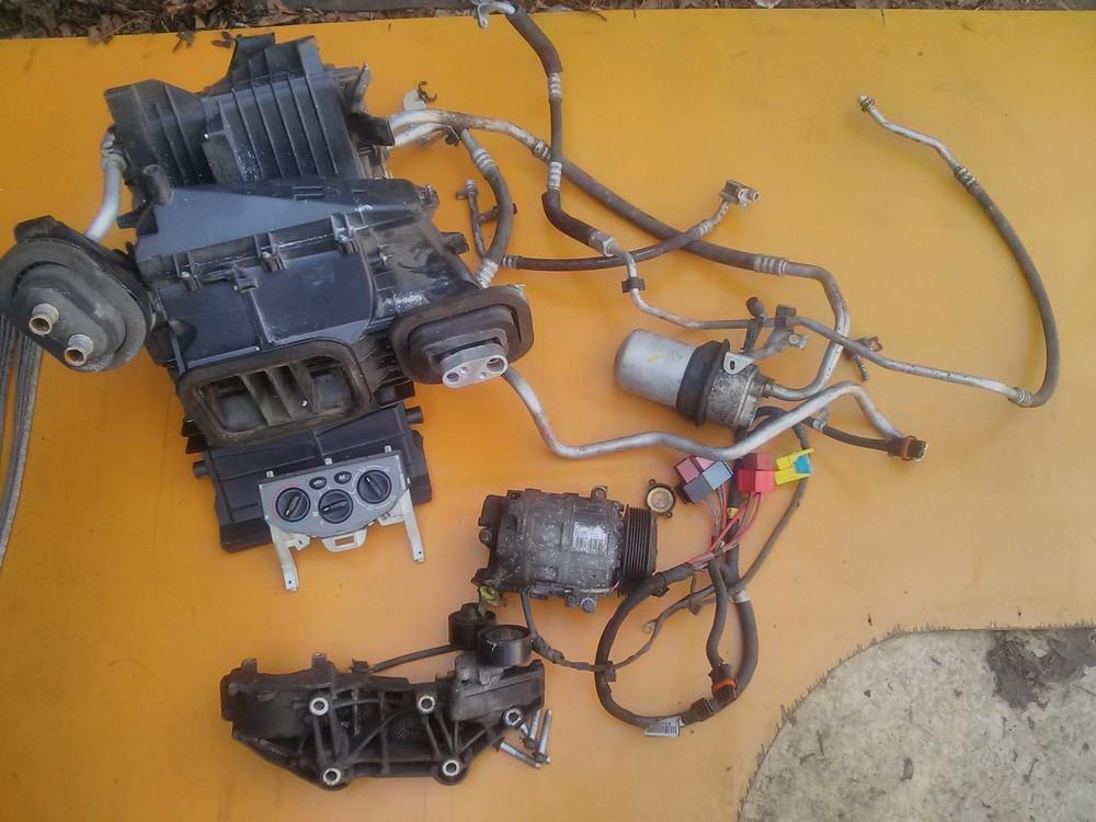 Комплект кондиціонера Renault Trafic, Opel Vivaro 2.0, 2006-2014 (Б/У)