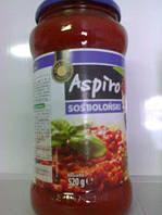 Aspiro sos Bolonski - соус балонский 520 г