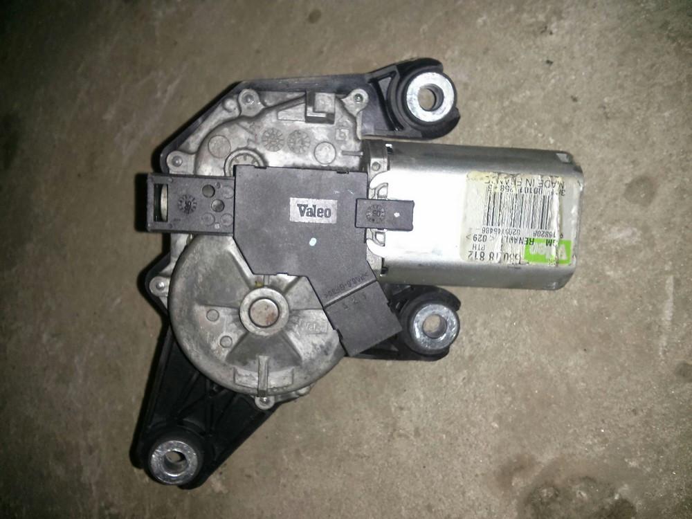 Моторчик склоочисника задніх дверей (ляди) Renault Trafic, Opel Vivaro 2001> (Б / У)