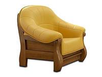 Стильное кресло MUSZELKA (100 см)
