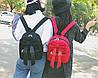 Очаровательный рюкзак с нежным бантом, фото 2