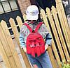 Очаровательный рюкзак с нежным бантом, фото 6