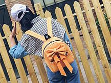 Очаровательный рюкзак с нежным бантом, фото 3