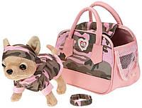 5894132 Плюшевая Собачка Чихуахуа Модный камуфляж Chi Chi Love