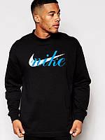 Спортивная кофта Nike, турецкий, черный цвет, Л4059