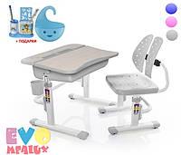 Комплект парта и стульчик Evo-03, Evo-kids, 3 цвета, фото 1