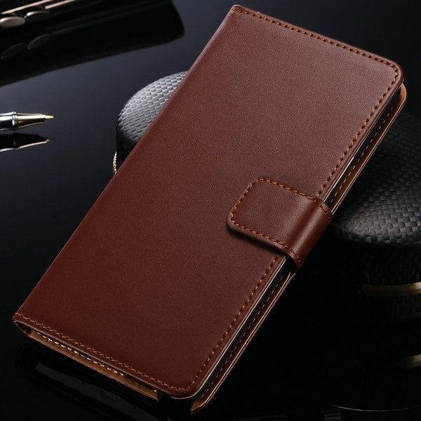 Кожаный чехол для Samsung Galaxy Note 4