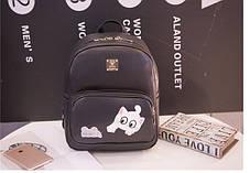 Милий міський рюкзак з котиком і мишкою, фото 3