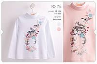 Гольф для девочек Гольф 3 года Розовый Интерлок ГФ76(104) Бэмби Украина
