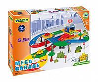 Детская парковка МегаГараж Wader