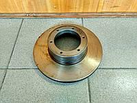 Диск тормозной Газель старого образца (ступица 100мм)