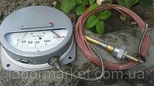 Термометр манометрический конденсационный показывающий сигнализирующий ТКП-160Сг-М2