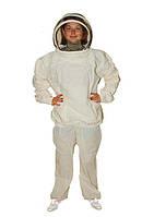 Костюм пчеловода Евро. 100% бязь суровая. Размер L / 50-52