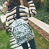 Модный рюкзак с рисунком Вигвамов, фото 4