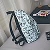 Модный рюкзак с рисунком Вигвамов, фото 5