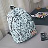 Модный рюкзак с рисунком Вигвамов, фото 2