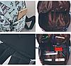 Модный рюкзак с рисунком Вигвамов, фото 7