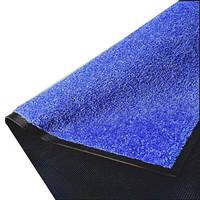 Нейлоновый грязезащитный коврик. 60*90 синий..