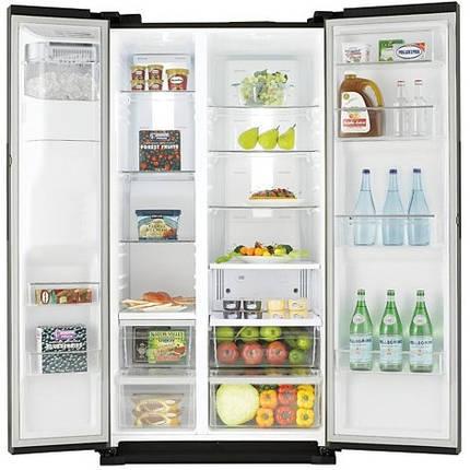 Холодильник Samsung RS7768FHCBC, фото 2