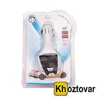 Автомобильный FM-модулятор/MP3-проигрыватель