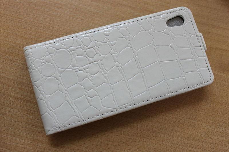 Кожаный чехол для Sony Xperia Z1