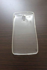 Силиконовый чехол Xiaomi Mi4