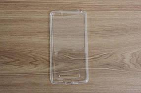Силиконовый прозрачный чехол Xiaomi Mi4i/Mi4C