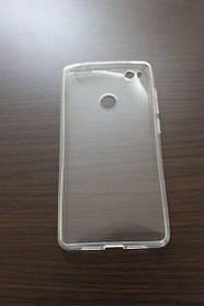 Силиконовый прозрачный чехол Xiaomi Mi4S
