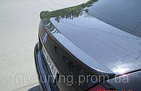 Лип-спойлер на багажник Mercedes E-Class