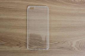Силиконовый прозрачный чехол Xiaomi Mi5