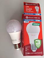 Лампа світлодіодна ELECTRUM A60 12W PA LS-32 Е27 4000 A-LS-1398