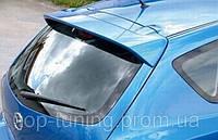 Спойлер на заднюю дверь Mazda 3