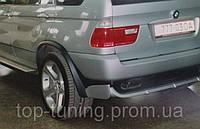 Расширители арок BMW X5