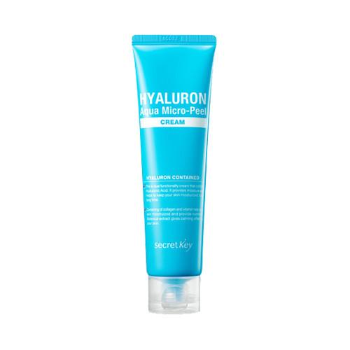 Secret Key Hyaluron Aqua Micro Peel Cream