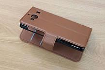 Кожаный чехол для Xiaomi Redmi 2, фото 2