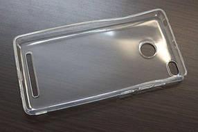 Силиконовый прозрачный чехол Xiaomi Redmi 3 Pro