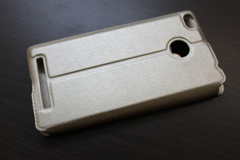 Кожаный чехол для Xiaomi Redmi 3s/Pro