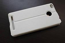 Кожаный чехол для Xiaomi Redmi 3s/Pro, фото 3