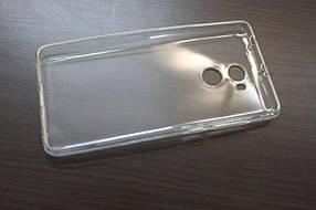 Силиконовый прозрачный чехол Xiaomi Redmi 4 Pro