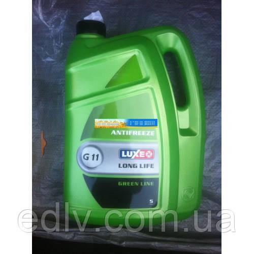 Антифриз LUXE -40 зелений 5кг