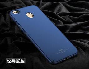 Чехол MSVII для Xiaomi Redmi 4X (поликарбонат)