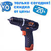 Аккумуляторный шуруповерт Дніпро-М АДЛ-12Е, фото 5