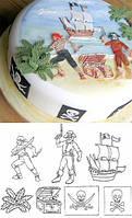 Cutter's Печворк Пираты
