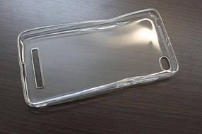 Силиконовый прозрачный чехол Xiaomi Redmi 4A