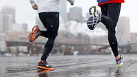 Как провести пробежку в дождь
