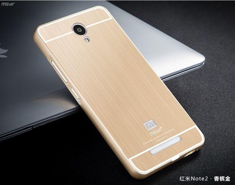 Чехол  MSVII для Xiaomi Redmi Note 2