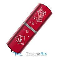 Silicon Power LuxMini 720 16Gb Red Limited Edition SP016GBUF2720V1R-LE