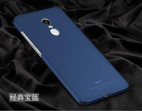Чехол MSVII для Xiaomi Redmi Note 4X (поликарбонат), фото 2