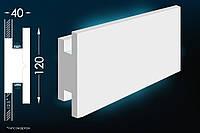 Карниз для скрытого освещения Тс-15