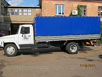 Подовження і ремонт рами ГАЗ 3309
